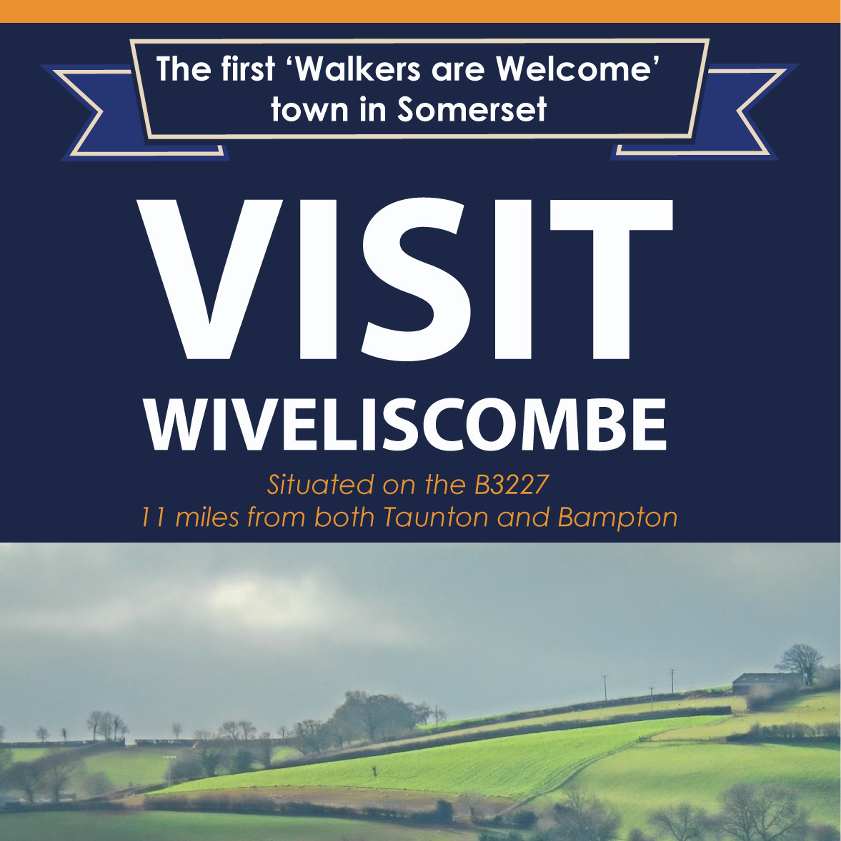 New Wiveliscombe leaflet to attract visitors
