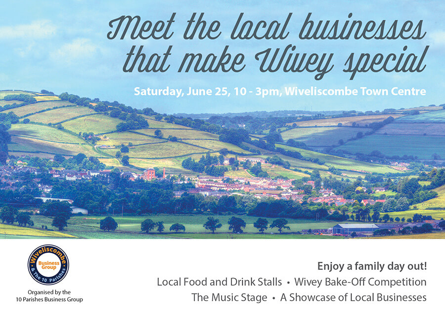 Wiveliscombe and 10 Parishes Business Showcase 2016 – Report